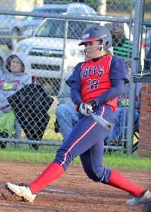 Lady Tigers rally falls short against Corinth