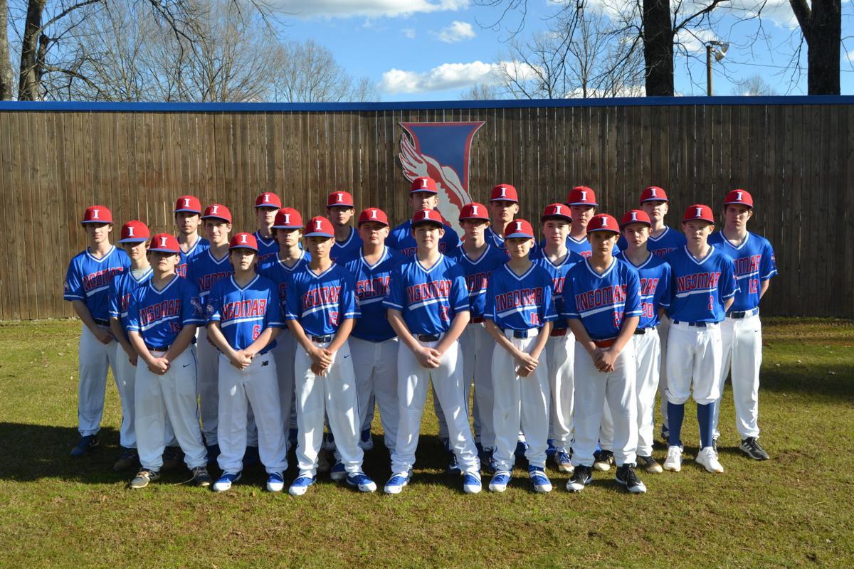2020 Ingomar Falcons Baseball Team