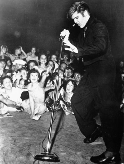 Elvis Presley in Tupelo