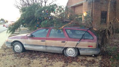 Christmas Vacation Car.Christmas Vacation Quote Along Extravaganza Set For Friday