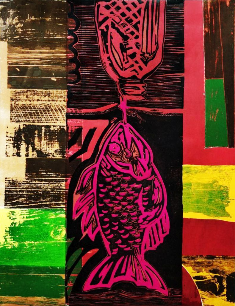 """""""Redfish"""" by Ke Francis"""