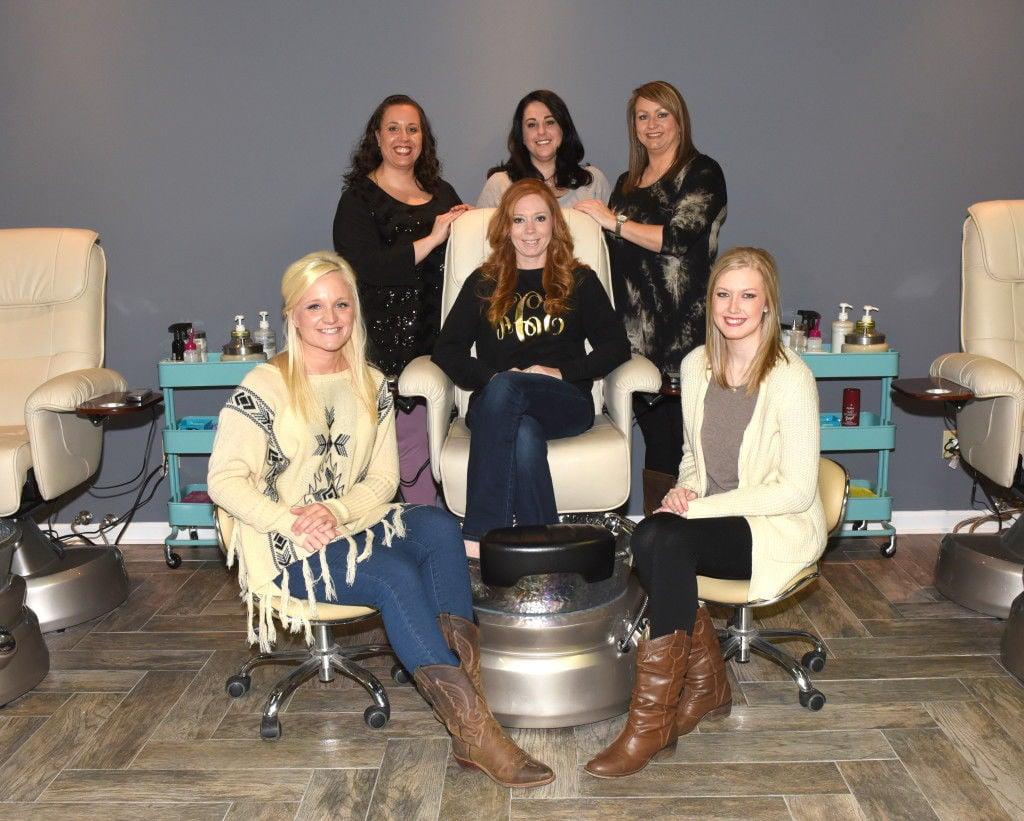 Bella Mia Salon Provides Break From Daily Grind Business