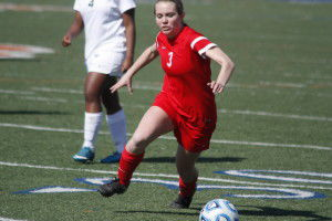 Lady Knights prevent Lafayette from back-to-back soccer titles