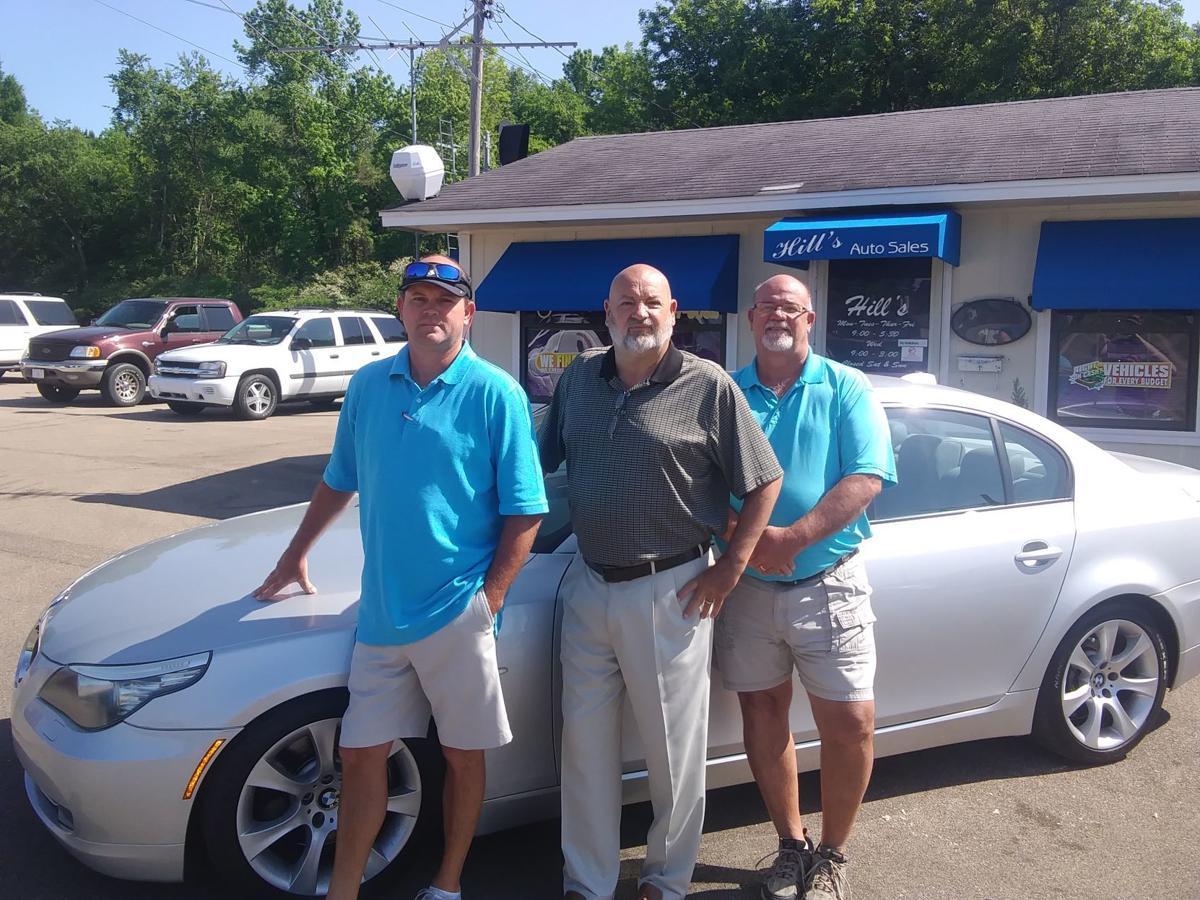 Hill's Auto Sales
