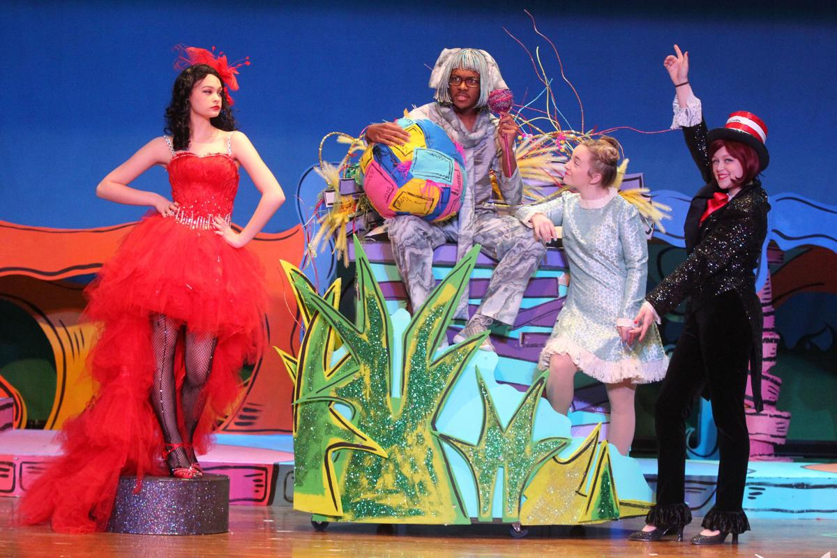 4dac07eabb3d Seussical  jumps off the page at New Albany High