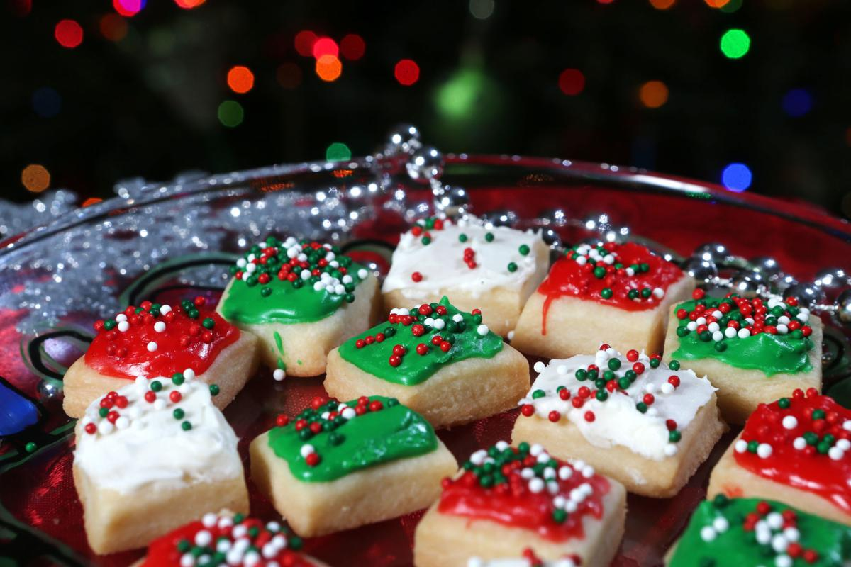 Christmas Cookies Three Recipes Easy Pretty And Delicious Cook