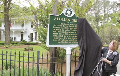 Six historical markers unveiled in Fulton