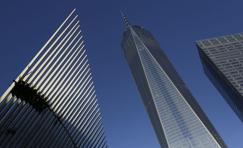 World Trade Center reopens, 13 years after 9/11