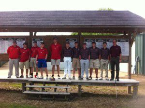 Lafayette golfers headed to 4A state meet