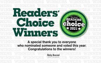 2021 Readers' Choice winners