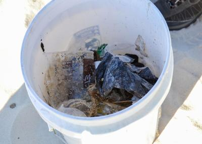 Litter is a problem for people, wildlife, pets