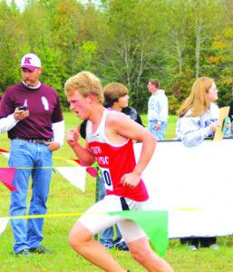 Cougar, Viking XC gear up for home stretch at Corinth