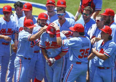 SEC Georgia Mississippi Baseball