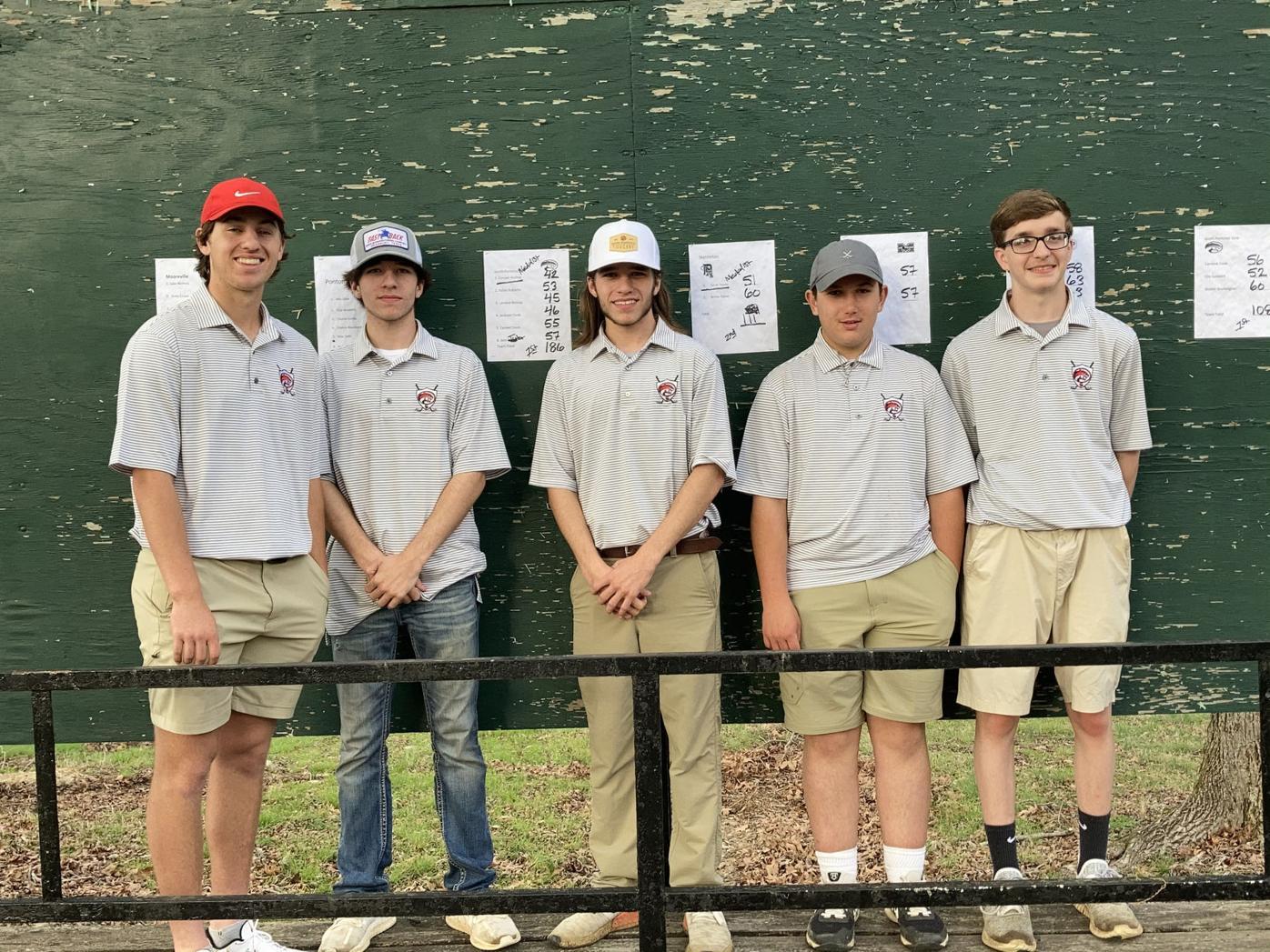 South Boys Golf