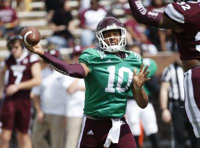 MSU football: No extra pressure for Thompson   Sports
