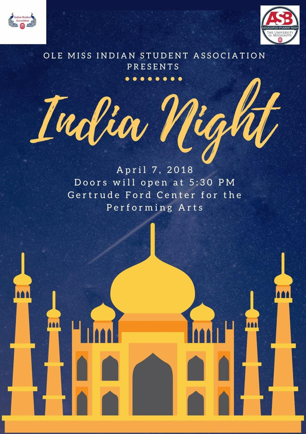 ISA holds annual Indian Night celebration of culture | Oxford ...