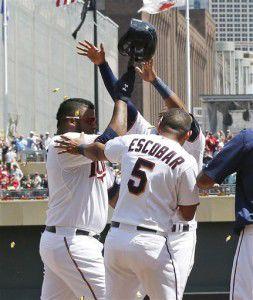 Clay Buchholz win//Koji Uehara save 2015 Red Sox vs Twins Ticket