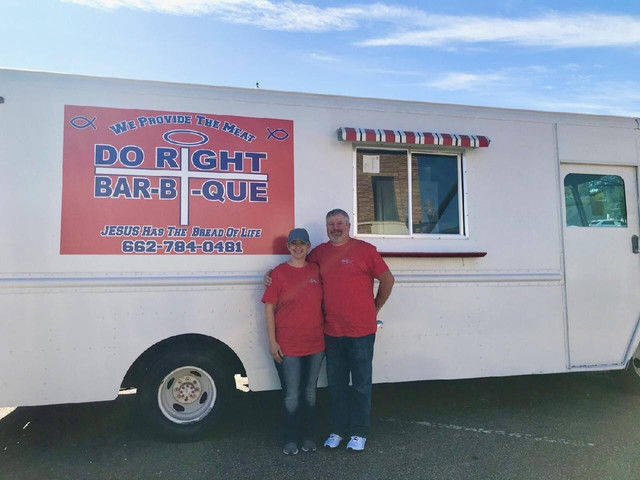 Do Right food truck