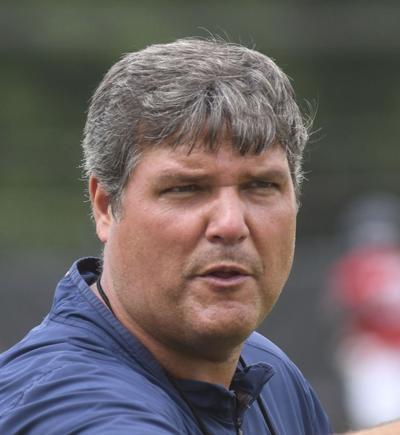 Ole Miss coach Matt Luke