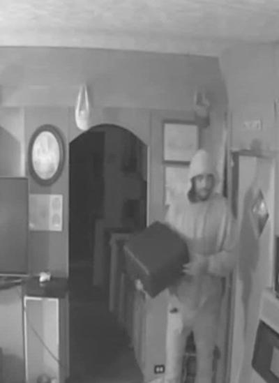 WP burglary