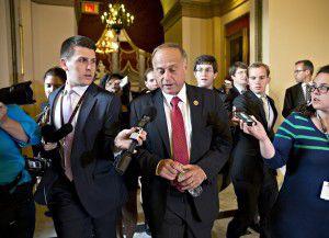 House shutdown plan fails; now Senate