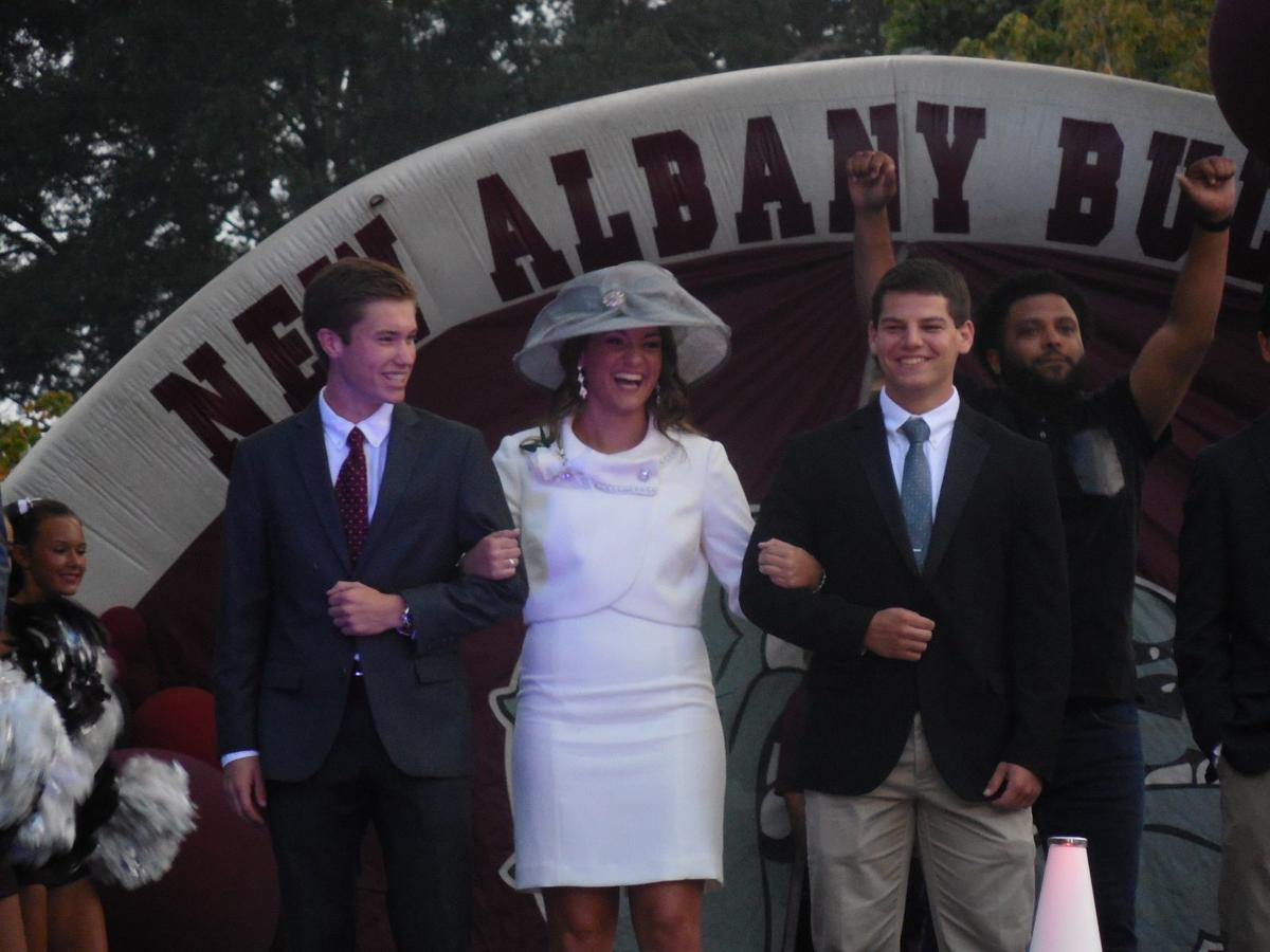 Photo Gallery: New Albany Homecoming