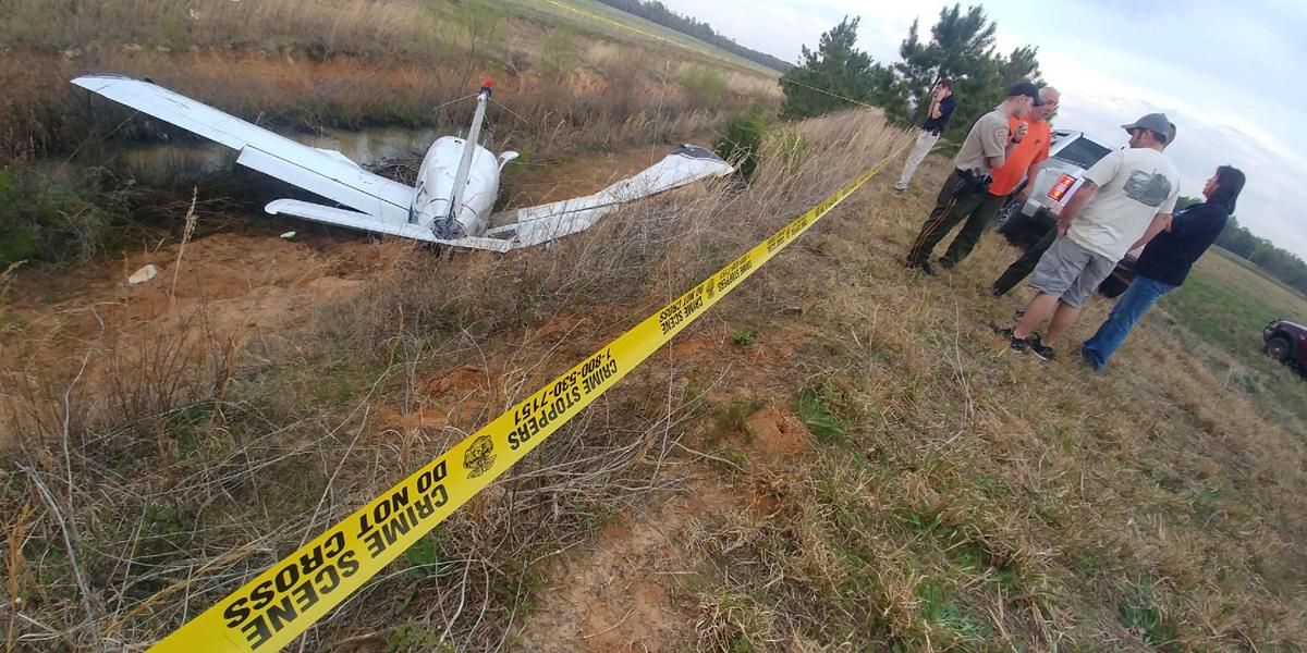 Single-engine plane crash at Monroe County Airport sends one