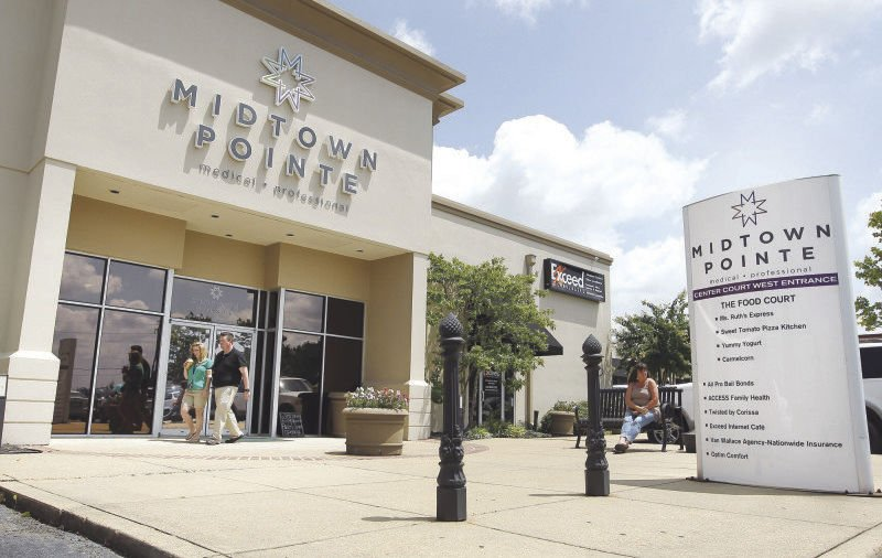Midtown Pointe Renovation Almost Complete Business Djournalcom