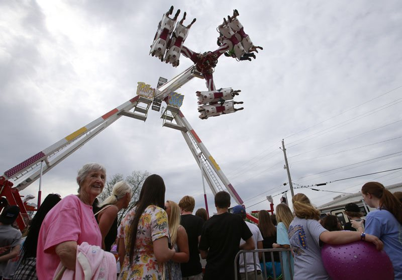 Amory Railroad Festival chugs in a weekend of fun