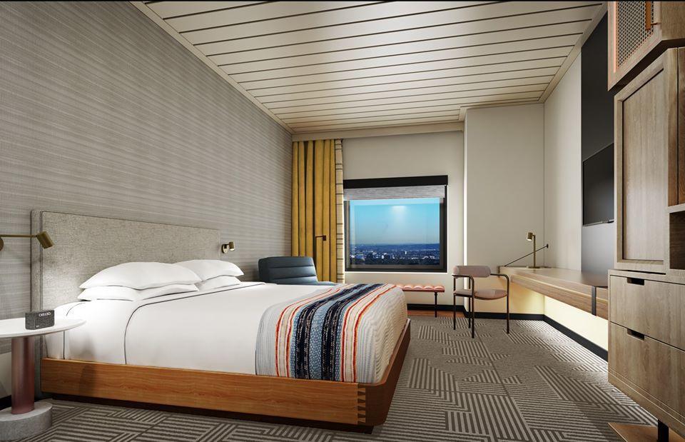 Hotel Tupelo - room