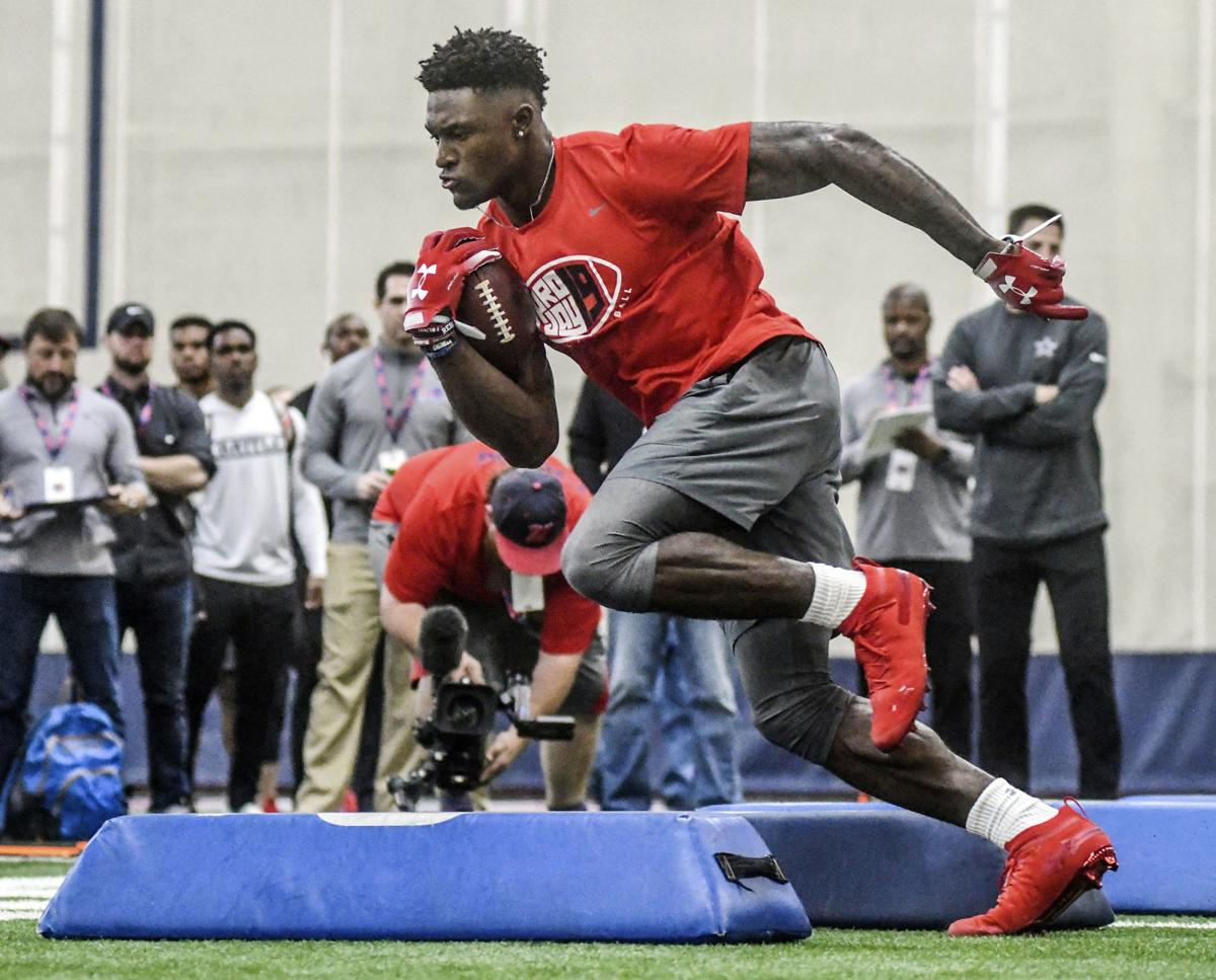 Ole Miss Receivers Meet Different Goals On Pro Day