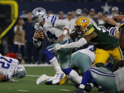 Packers Cowboys Football