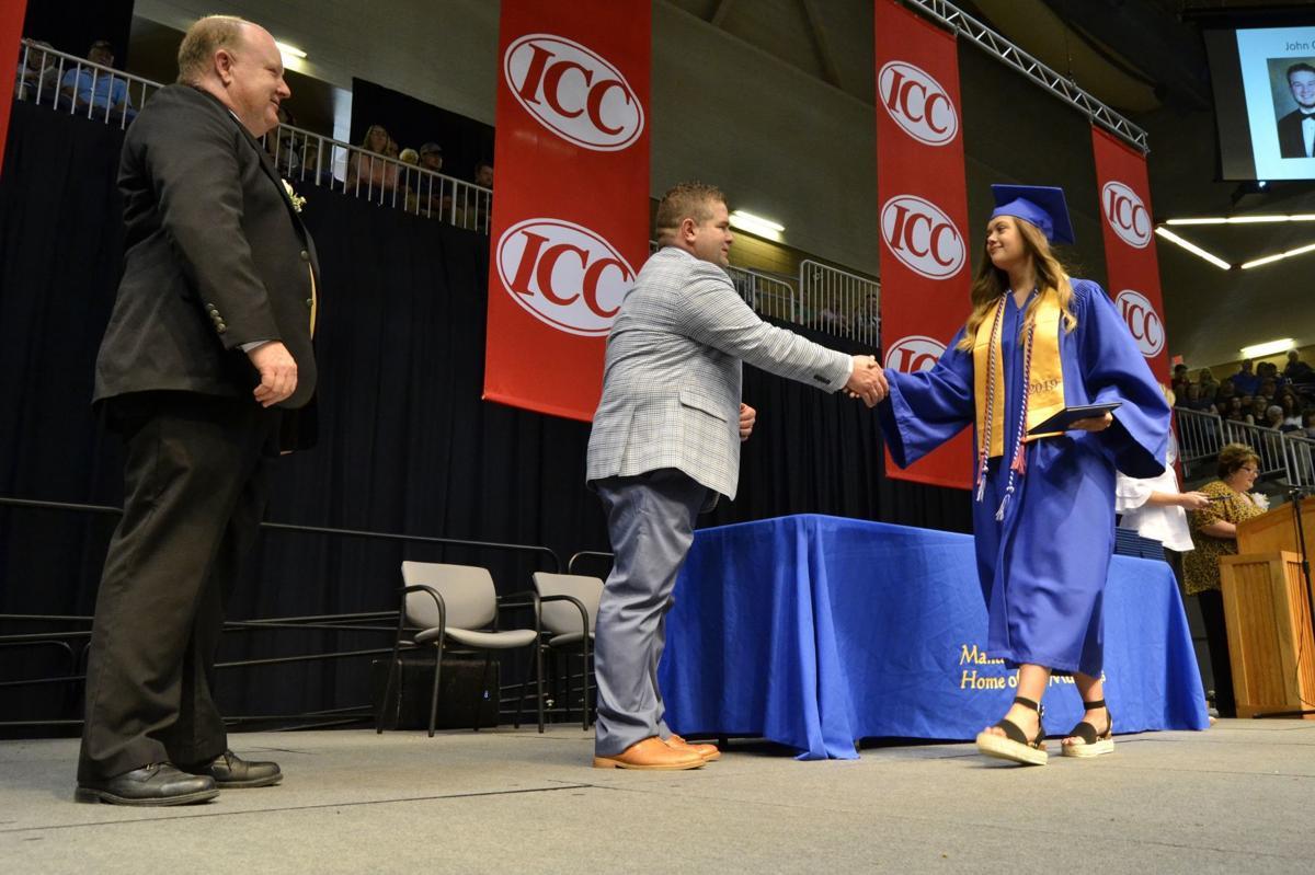 Graduation: MHS 01