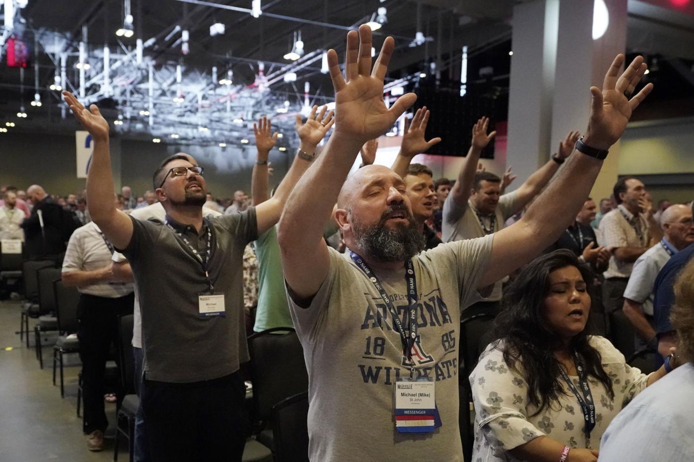 Religion Southern Baptists #1