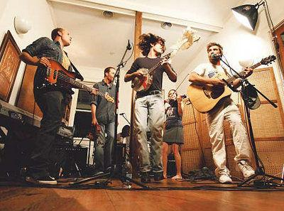 Oxford man turns law office into concert hall