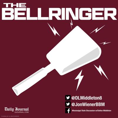 The Bellringer pod logo