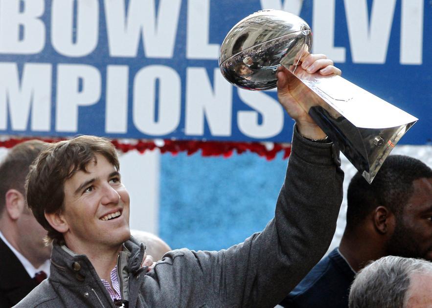 PHOTOS: Eli Manning through the years