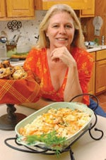 COOK OF THE WEEK: Tupelo businesswoman says simpler is better in kitchen