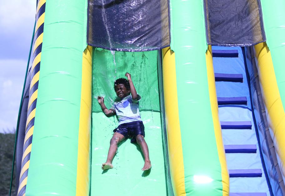 Parks and rec department hosts first back-to-school event