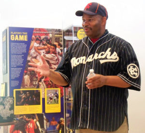 Amory Regional Museum speaker discusses Negro League baseball