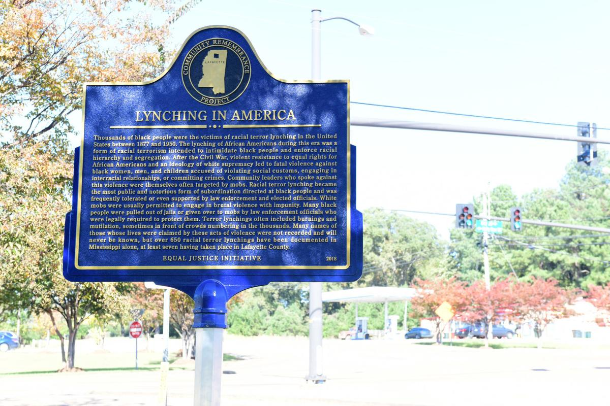 Lafayette County recognizes history of racial violence