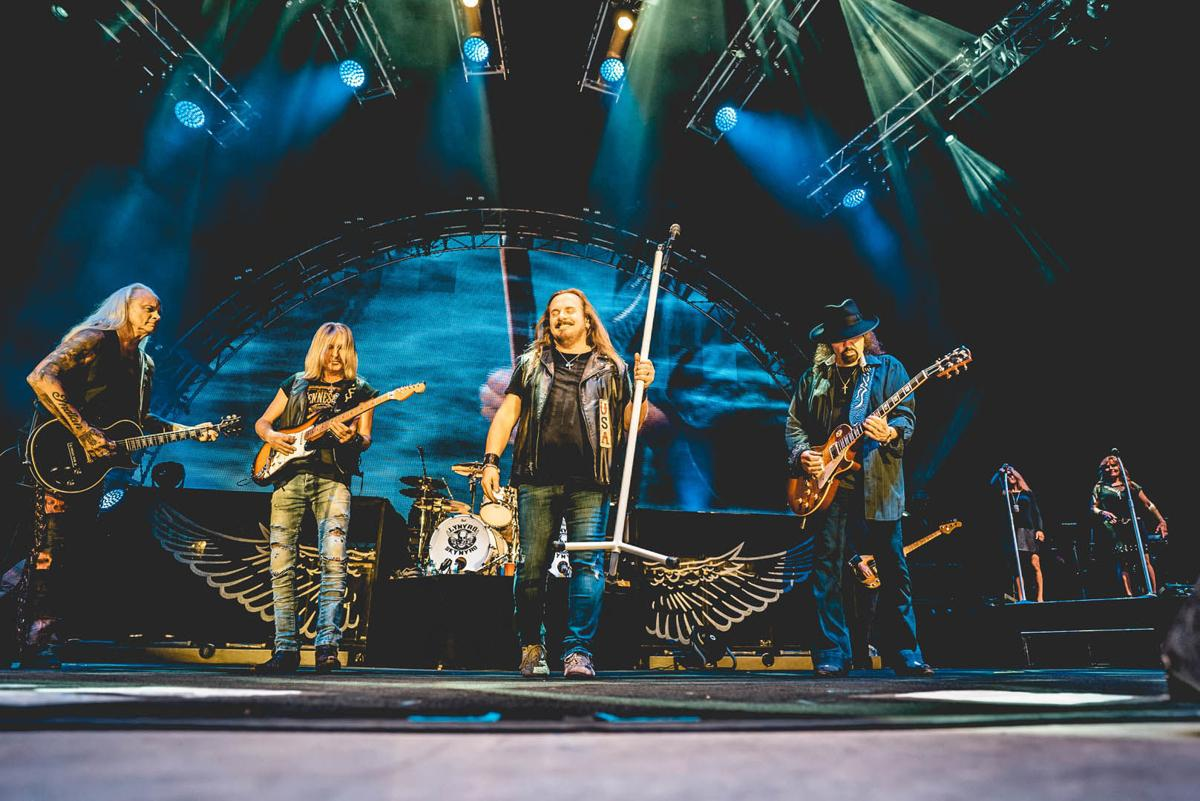 Lynyrd Skynyrd - Last of the Street Survivors tour