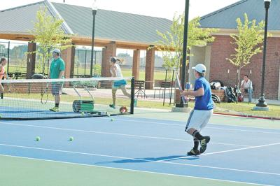 Tennis courts honored nationally