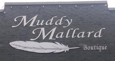 Muddy Mallard
