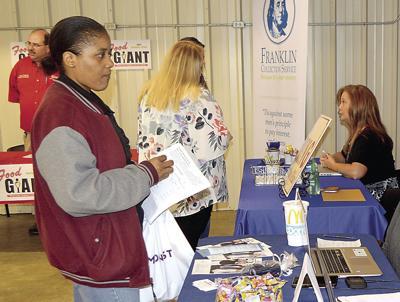 Ripley Job Fair brings out 19 employers, 175 job seekers   Business