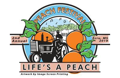 Peach Festival Logo