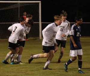 Panthers top Pontotoc, Richland to reach North finals
