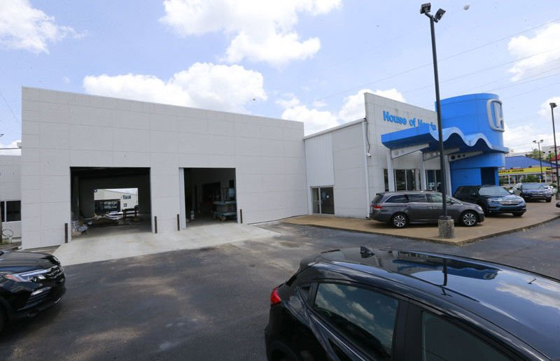 Wonderful Dossett Expanding Again: House Of Honda Dealership Doubling In Size
