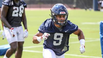 Jerrion Ealy camp file photo