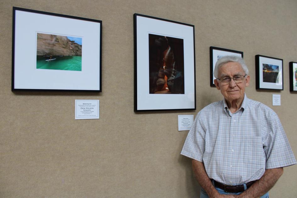 In focus: Photography club hosts exhibit at GumTree Museum of Art